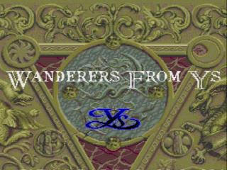 Screenshot Thumbnail / Media File 1 for Ys III - Wanderers from Ys [U][CD][TGXCD1015][Falcom][1991][PCE]
